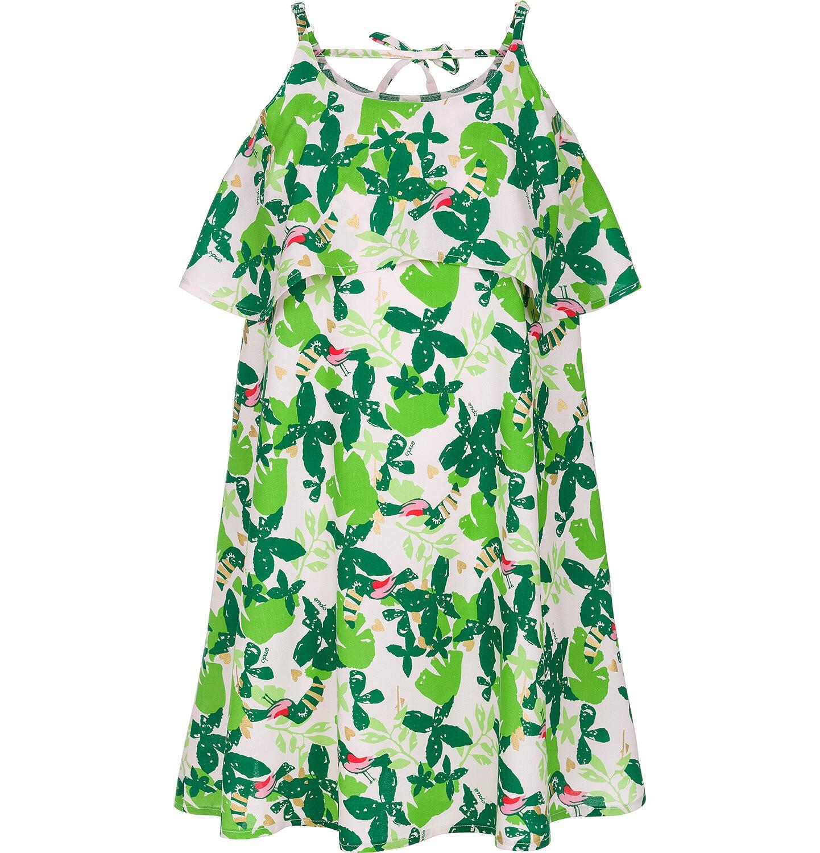 Endo - Sukienka dla dziewczynki 3-8 lat D91H045_1
