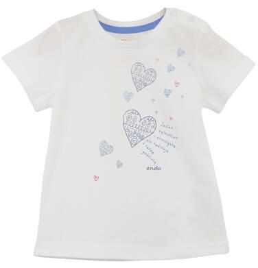 Endo - Bluzka dla niemowlaka N61G017_1