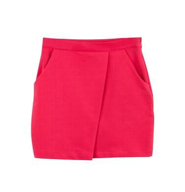 Endo - Spódnica kopertowa dla dziewczynki D61J019_2