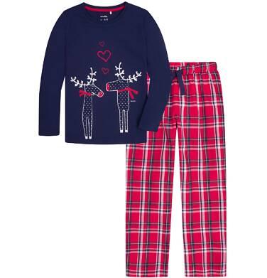 Endo - Piżama flanelowa dla dziewczynki 3-8 lat D72V002_1