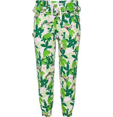 Endo - Spodnie dzianinowe dla dziewczynki 3-8 lat D91K059_1
