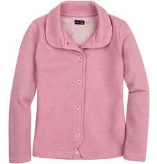 Endo - Rozpinana bluza ze srebrną nitką dla dziewczynki 9-12 lat D62C508_2