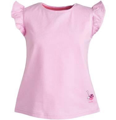Endo - Bluzka z krótkim rękawem dla dziewczynki 9-13 lat D81G674_1