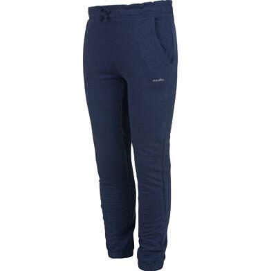 Endo - Spodnie dresowe dla dziewczynki, ciemnogranatowe, 2-8 lat D03K069_1 25