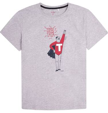 Endo - T-shirt męski Q72G009_1