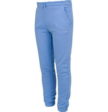 Endo - Spodnie dresowe dla dziewczynki, niebieskie, 2-8 lat D03K069_2 5