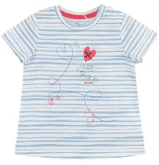 Endo - Bluzka w paski dla niemowlaka N61G058_1