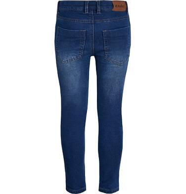 Endo - Jeansy rurki dla dziewczynki 3-8 lat D82K045_1