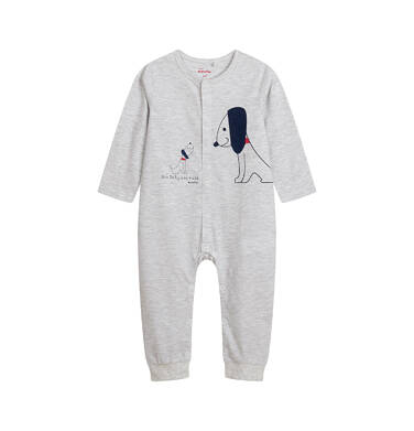 Endo - Pajac dla dziecka do 2 lat, z pieskiem N04N012_1 9