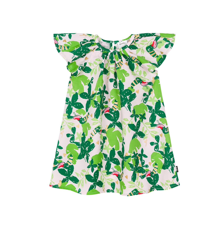 Endo - Sukienka dla dziewczynki 0-3 lata N91H034_1