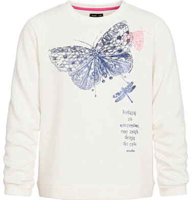 Endo - Bluza dla dziewczynki 3-8 lat D92C027_1