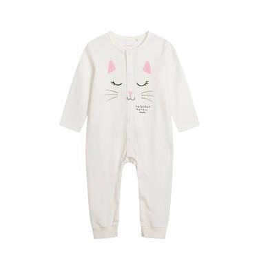 Endo - Pajac dla dziecka do 2 lat, z kotem N04N021_1 21