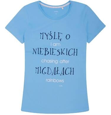 Endo - Lekko taliowana bluzka damska Y72G009_1