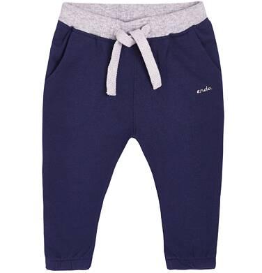 Endo - Spodnie dresowe dla chłopca 1-36 m-cy N81K026_2