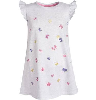 Endo - Sukienka z krótkim rękawem dla dziewczynki 9-13 lat D81H526_1