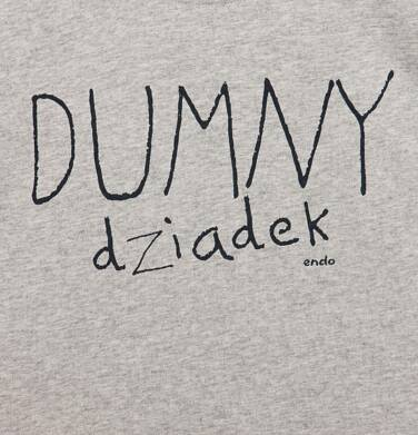 Endo - T-shirt męski Q72G012_1