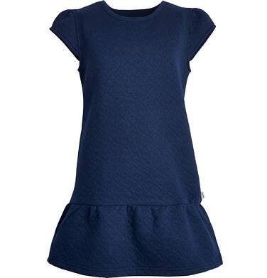 Endo - Sukienka z krótkim rękawem dla dziewczynki 3-8 lat D82H003_1
