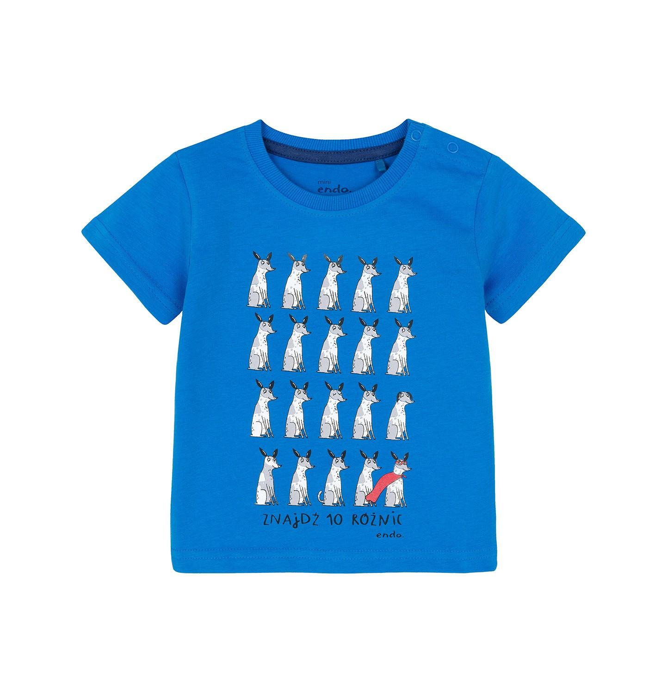 Endo - Bluzka dla dziecka 0-3 lata N91G027_1