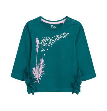 Endo - Bluzka z długim rękawem dla dziecka 0-3 lata N92G103_1