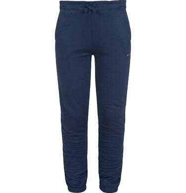 Endo - Spodnie dresowe dla dziewczynki, ciemnogranatowe, 9-13 lat D03K569_1 77