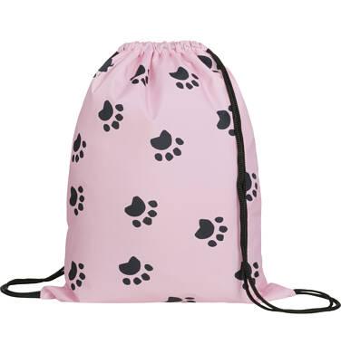 Endo - Worek-plecak dla dziewczynki, mistrz relaksu, różowy SD03G016_1 204
