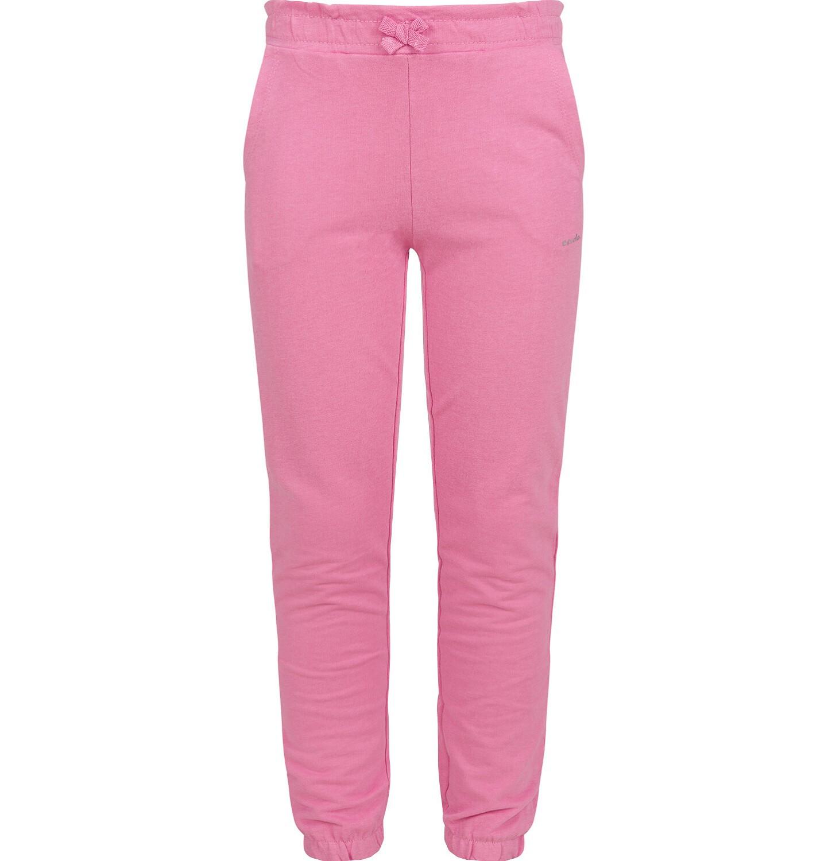 Endo - Spodnie dresowe dla dziewczynki, różowe, 9-13 lat D03K569_3