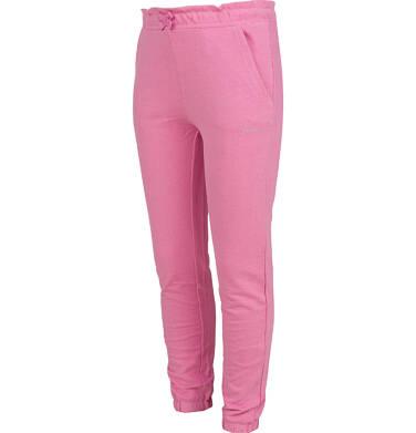 Endo - Spodnie dresowe dla dziewczynki, różowe, 9-13 lat D03K569_3,2