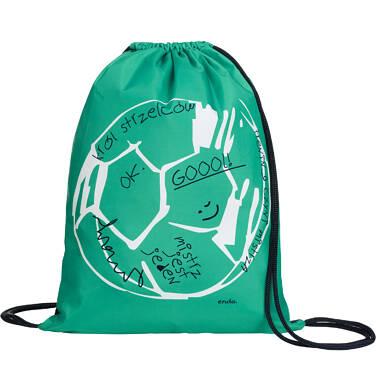 Endo - Plecak - worek, mistrz jest jeden, zielony SD03G017_1 21