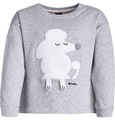 Endo - Bluza nierozpinana dla dziewczynki 9-13 lat D82C505_1