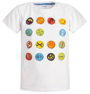 Endo - T-shirt dla chłopca 3-8 lat C81G019_1