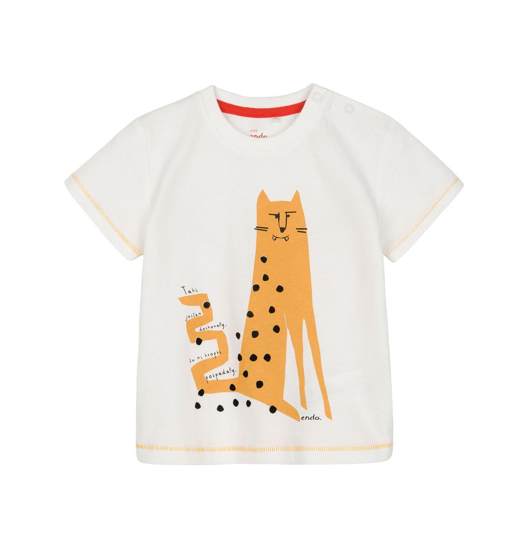 Endo - Bluzka dla dziecka 0-3 lata N91G089_2