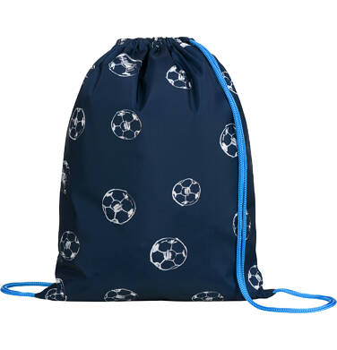 Worek-plecak dla chłopca, król strzelców, granatowy SD03G019_1