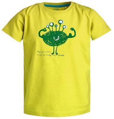 Endo - T-shirt dla chłopca 3-8 lat C81G028_1