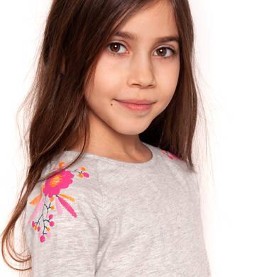 Endo - T-shirt z długim rękawem dla dziewczynki 9-13 lat D82G587_1