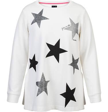 Bluza nierozpinana dla dziewczynki 9-13 lat D82C522_1