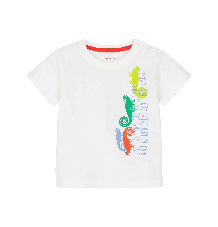 Endo - Bluzka dla dziecka 0-3 lata N91G093_1