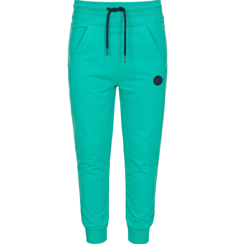 Endo - Spodnie dresowe dla chłopca, zielone, 3-8 lat C92K007_4