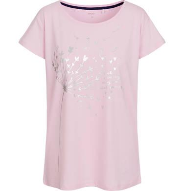 Endo - T-shirt damski z krótkim rękawem Y92G014_1