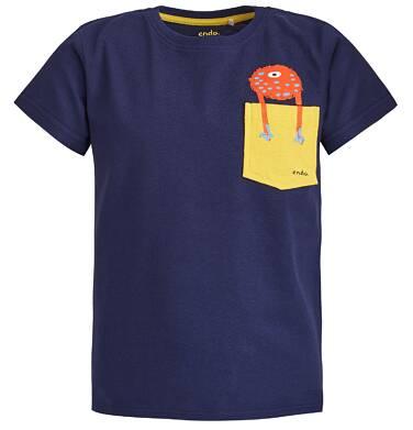 Endo - T-shirt dla chłopca 3-8 lat C81G031_1