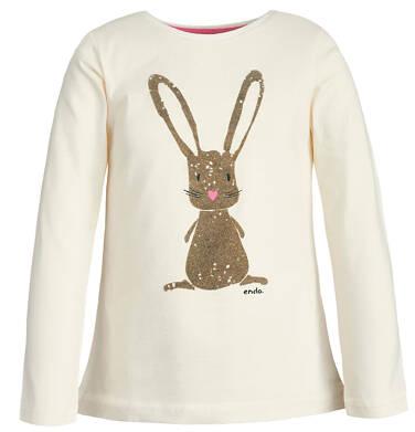 Endo - T-shirt z długim rękawem dla dziewczynki 9-13 lat D82G593_1