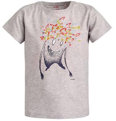 Endo - T-shirt dla chłopca 3-8 lat C81G033_1
