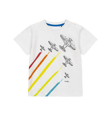 Bluzka dla dziecka 0-3 lata N91G130_1