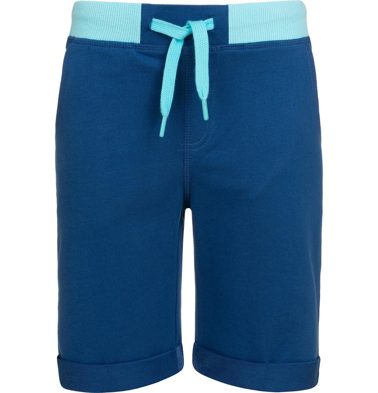 Endo - Krótkie spodenki dresowe dla chłopca, ciemnoniebieskie, 2-8 lat C05K032_2