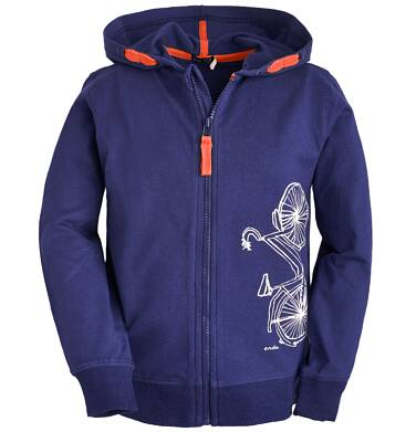Endo - Bluza rozpinana dla chłopca 3-8 lat C82C022_1