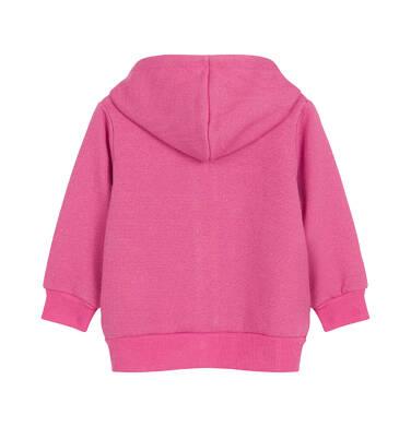 Endo - Bluza rozpinana z kapturem dla dziecka 0-3 lata N92C012_1