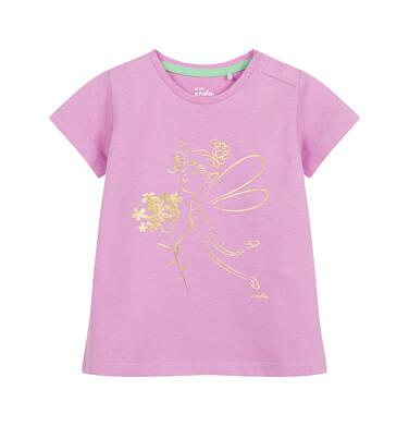 Endo - Bluzka dla dziecka do 2 lat, z wróżką, różowa N03G047_1 27
