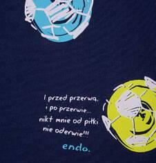 Endo - T-shirt dla chłopca 9-13 lat C71G682_1