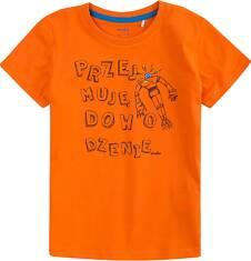 T-shirt dla chłopca 4-8 lat C71G032_1