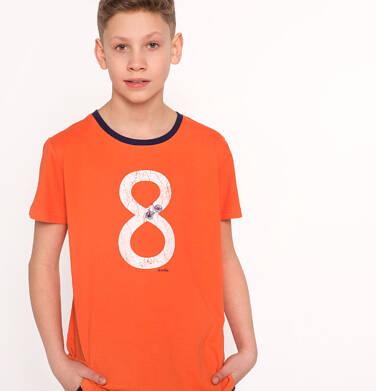 Endo - T-shirt dla chłopca 3-8 lat C81G080_1