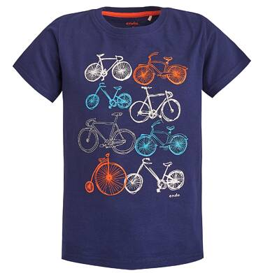 Endo - T-shirt dla chłopca 3-8 lat C81G083_1